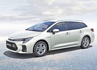 Nowe Suzuki Swace, czyli Toyota Corolla w przebraniu