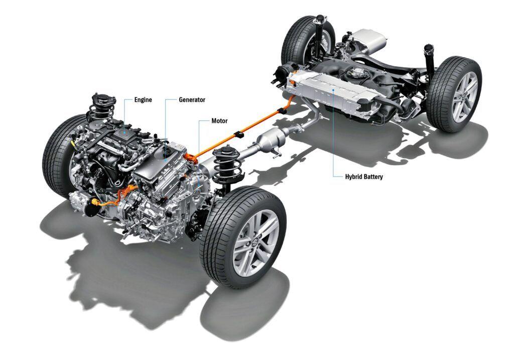 Suzuki Swace (2020)