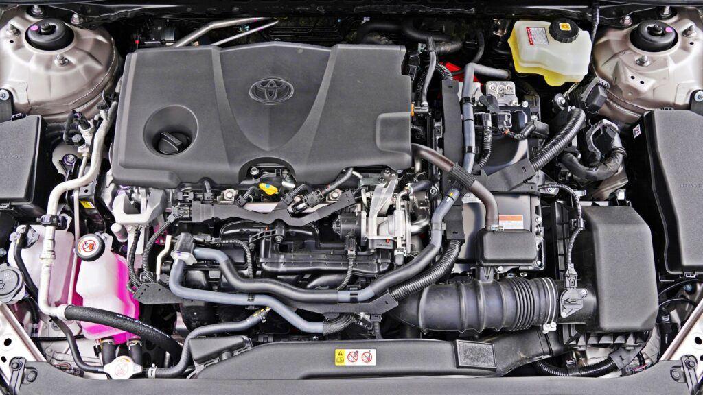 Toyota Camry (2020)