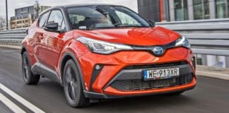 Toyota C-HR (2021)