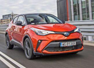 Toyota C-HR (2021). Opis wersji i cennik