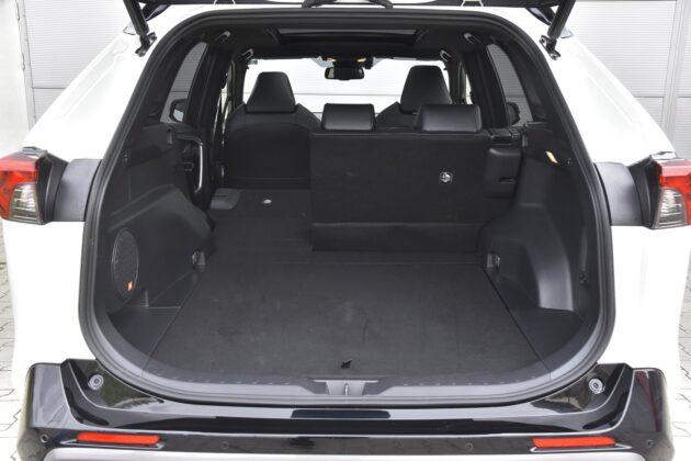 Toyota RAV4 (2020) 2.5 Hybrid Selection - bagażnik