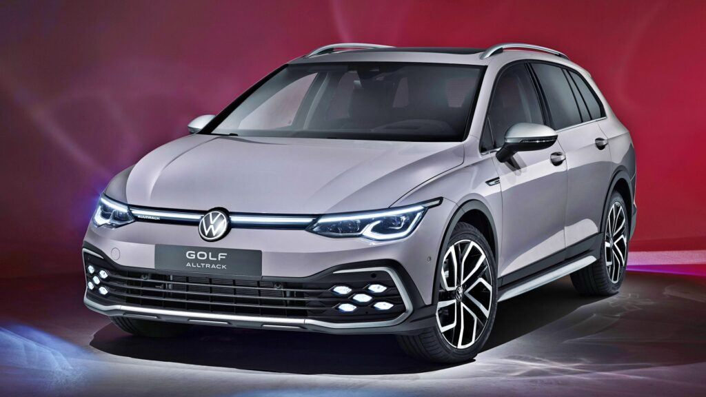 VW Golf Alltrack (2020)