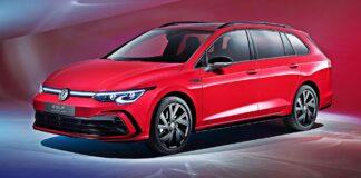 VW Golf Variant R-Line (2020)