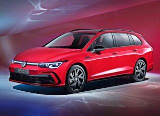 Nowy Volkswagen Golf VIII Variant – oficjalne zdjęcia i informacje