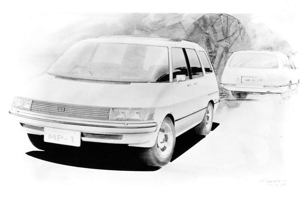 Toyota MP-1