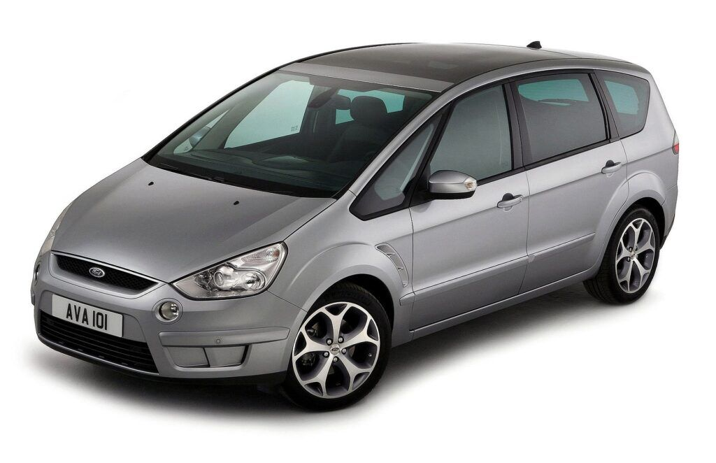 2006 Ford S-MAX. (4/3/2006)