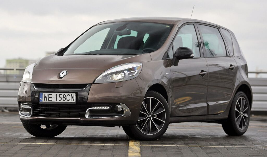 Renault Scenic III
