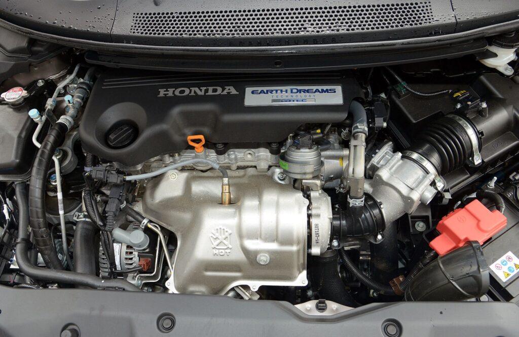 HONDA Civic IX Lifestyle 1.6d i-DTEC 120KM 6MT WY5204V 03-2013