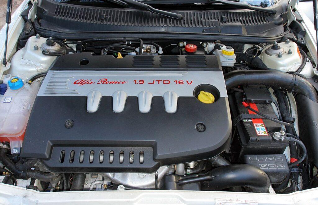 ALFA ROMEO 156 I FL 1.9JTD 16V 150KM 6MT SB59374 01-2005
