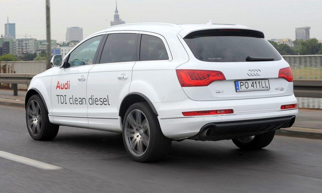 Audi Q7 I 10