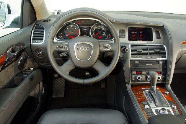 AUDI Q7 I 3.0TDI V6 233KM 6AT Tiptronic Quattro PO2896X 04-2006