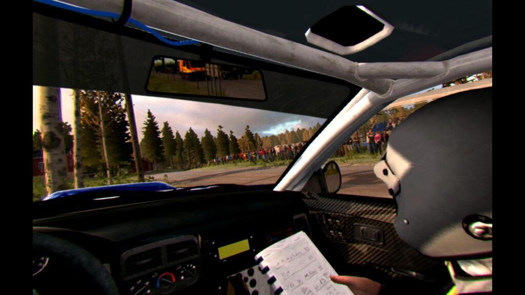 Dirt Rally - VR
