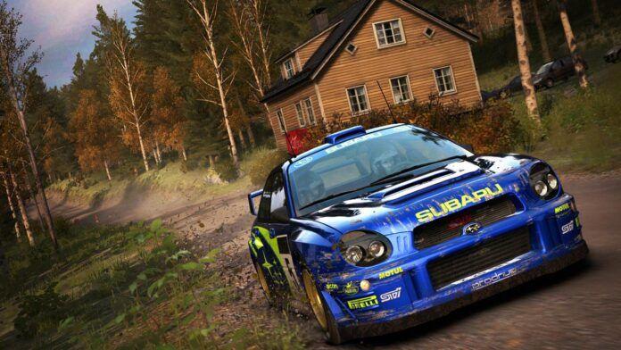 Dirt Rally - promocja
