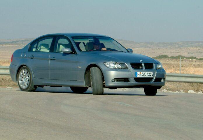 Drift BMW serii 3