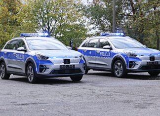 Nowe radiowozy trafiły do policji. Są szybkie i ciche