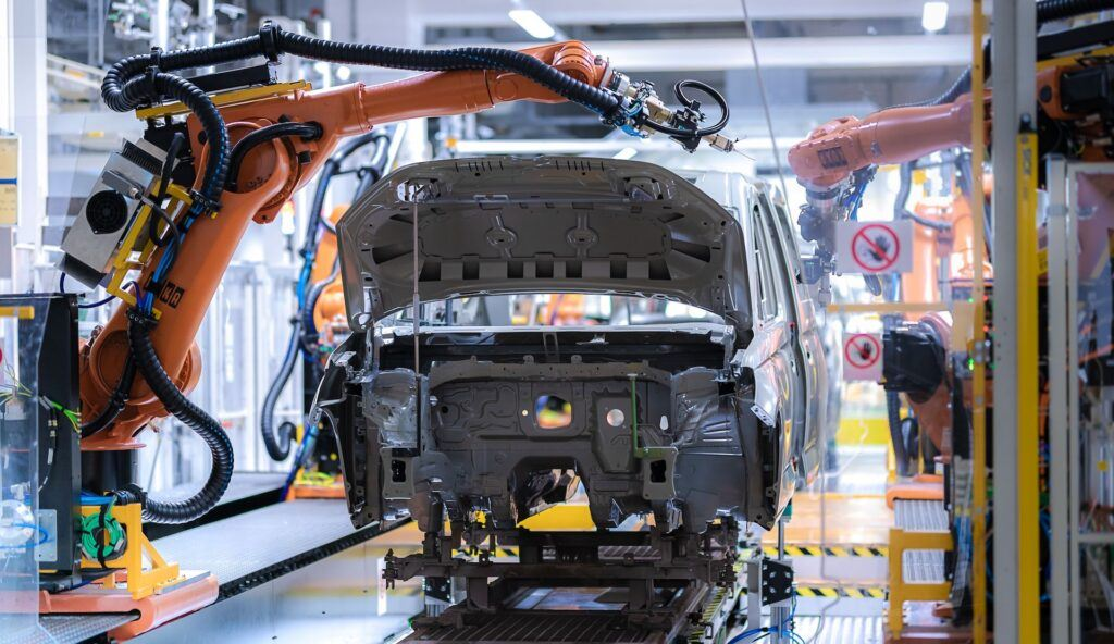 Fabryka samochodów - Volkswagen Caddy