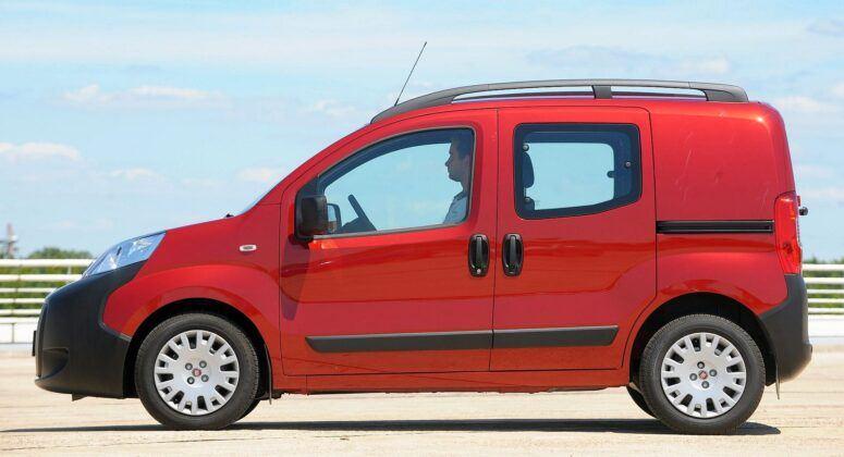 FIAT Fiorino III 1.3MultiJet 75KM 5MT SB9570A 07-2008