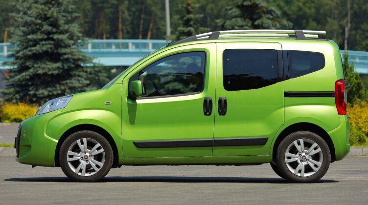 Fiat Fiorino/Citroen Nemo/Peugeot Bipper