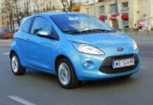 FORD Ka II 1.2 8V 69KM 5MT WE5004R 01-2009