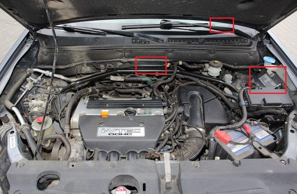 Honda CR-V II 02