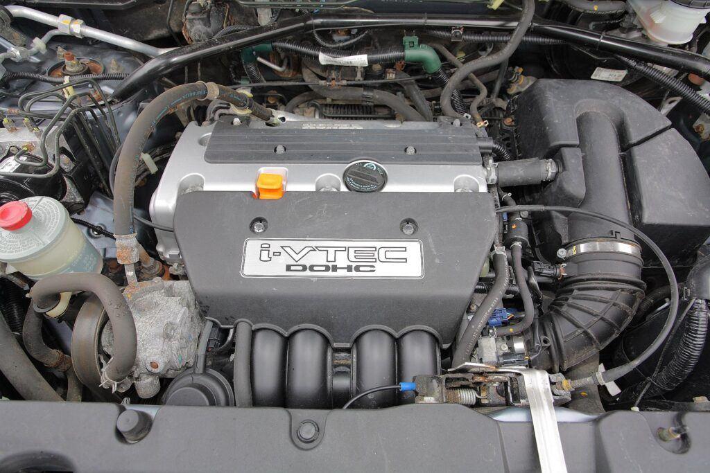 Honda CR-V II 22