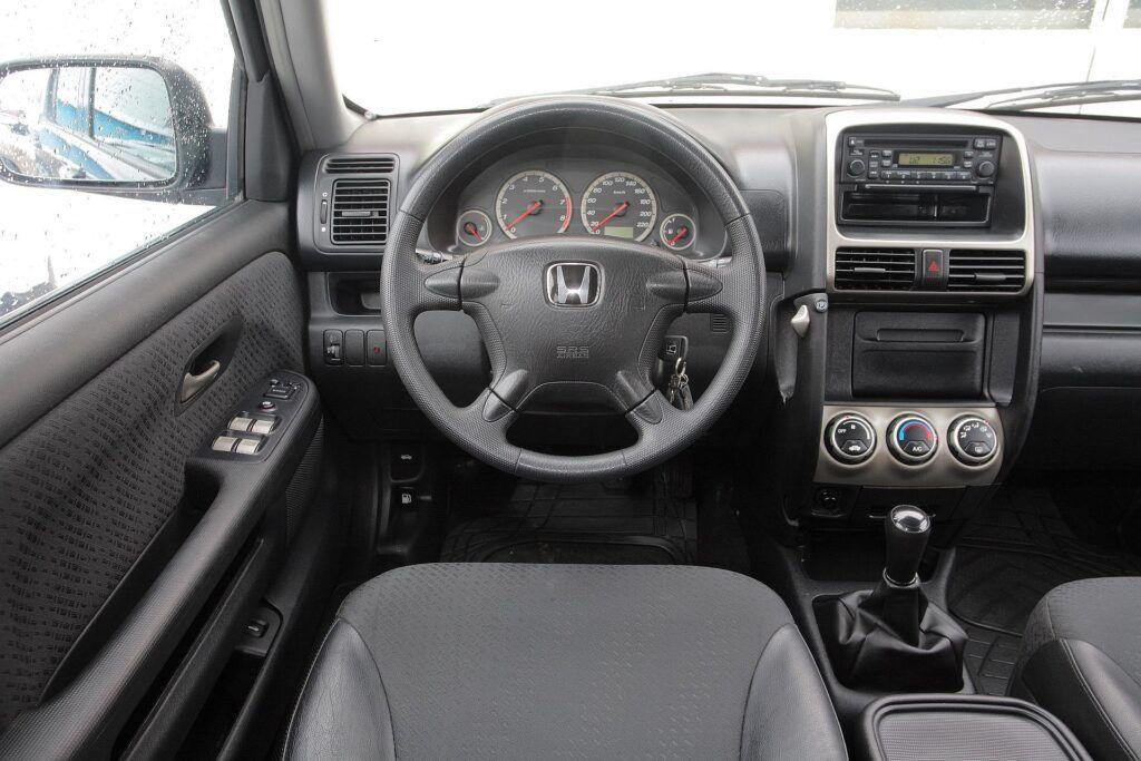Honda CR-V II 26
