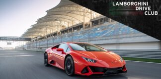 Lamborghini Huracan na torze