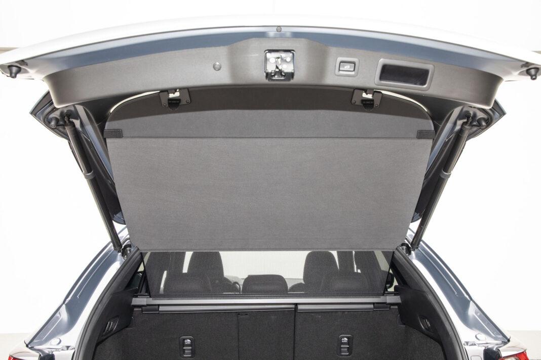 Mazda CX-5 - roleta