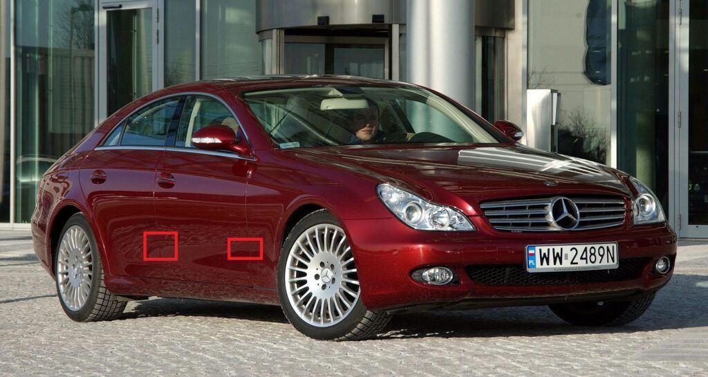 Mercedes CLS I 01