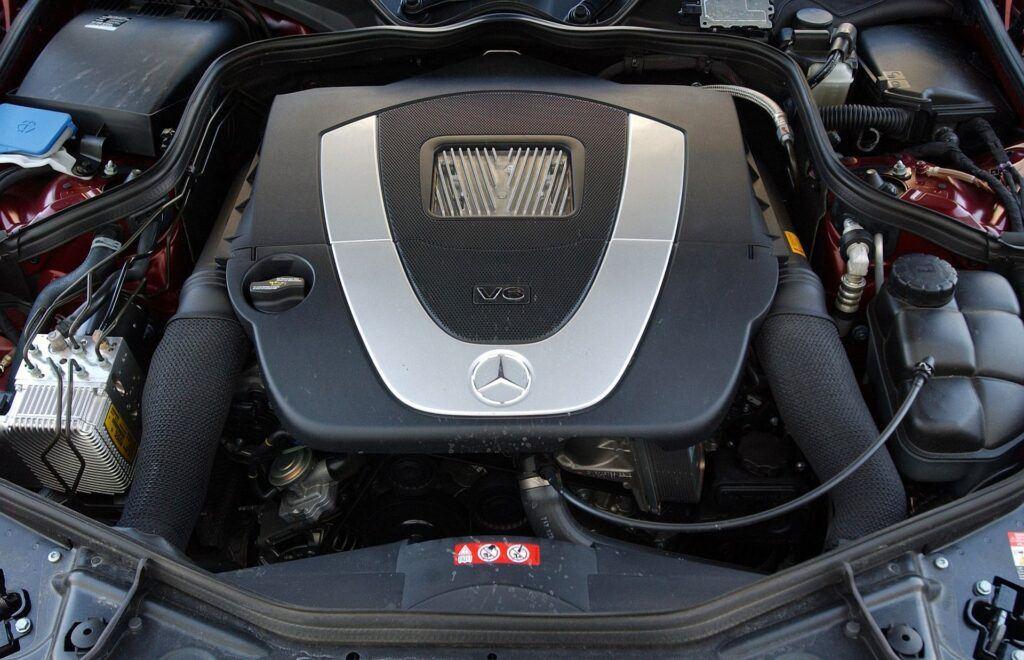 Mercedes CLS I 04