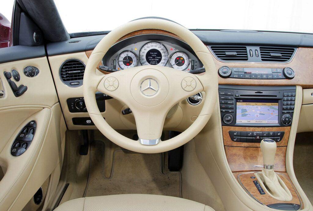 Mercedes CLS I 09