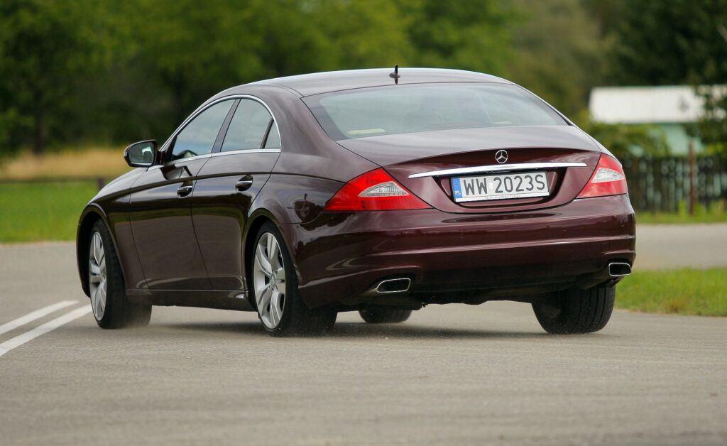 Mercedes CLS I