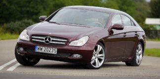 Mercedes CLS I 26
