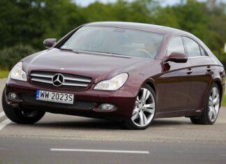 Używany Mercedes CLS I (C219; 2004-2010) - opinie, dane techniczne, usterki