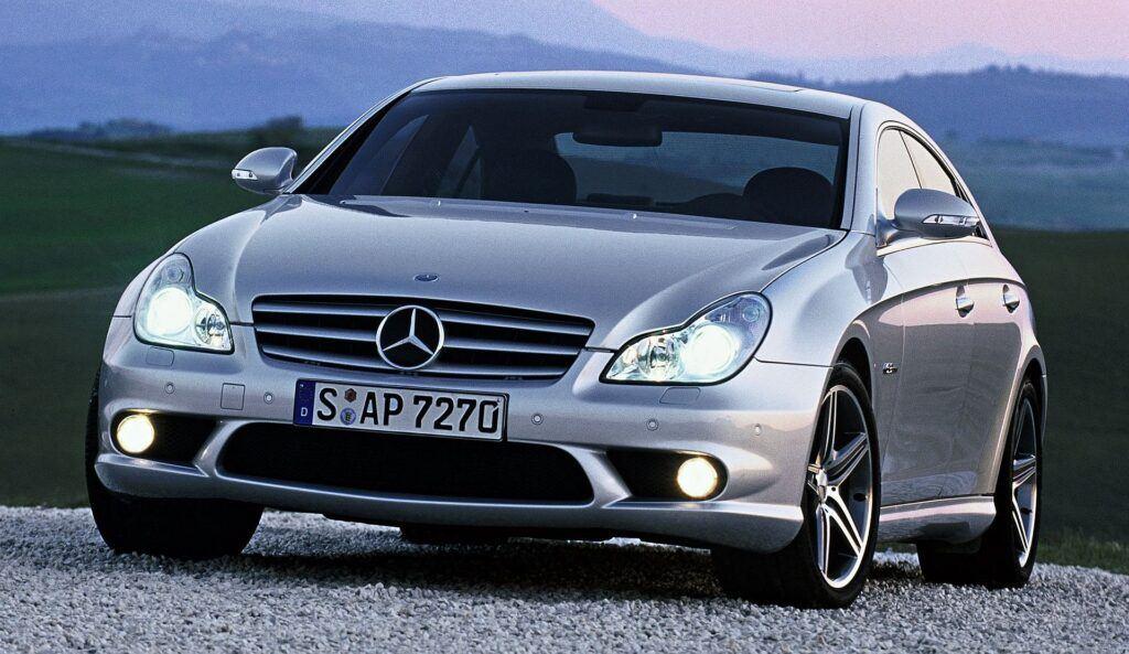 Mercedes CLS I 27