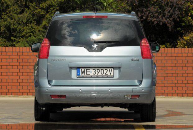 Peugeot 5008 I
