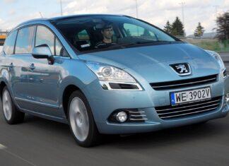 Używany Peugeot 5008 I (2009-2016) - opinie, dane techniczne, usterki