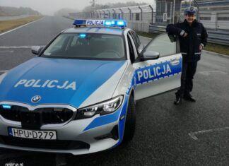 Nowy wyścigowy Mistrz Polski. Na co dzień pracuje w drogówce!