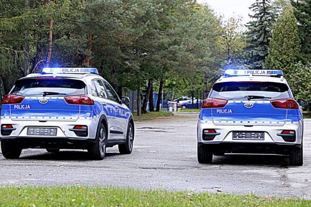 Policyjne Kie e-Niro