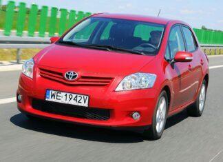Używana Toyota Auris I (2007-2012) - opinie, dane techniczne, typowe usterki