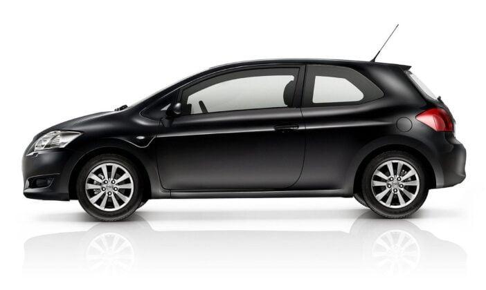 Toyota Auris I - hatchback 3d