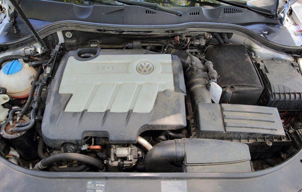 Volkswagen Passat B6 15