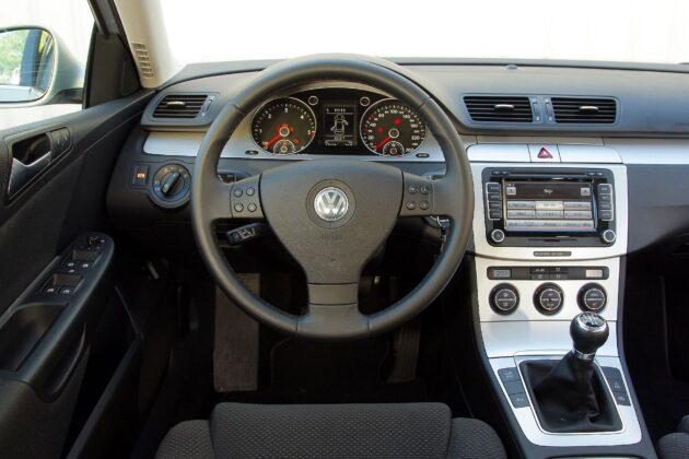 Volkswagen Passat B6 18