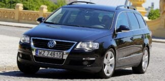 Volkswagen Passat B6 35