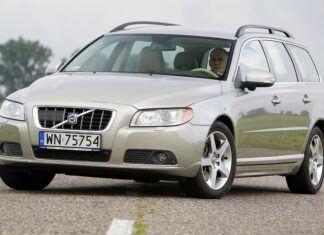 Używane Volvo V70 III (2007-2016) - który silnik wybrać?