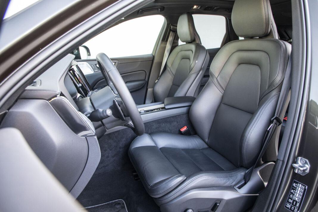 Volvo XC60 - fotele