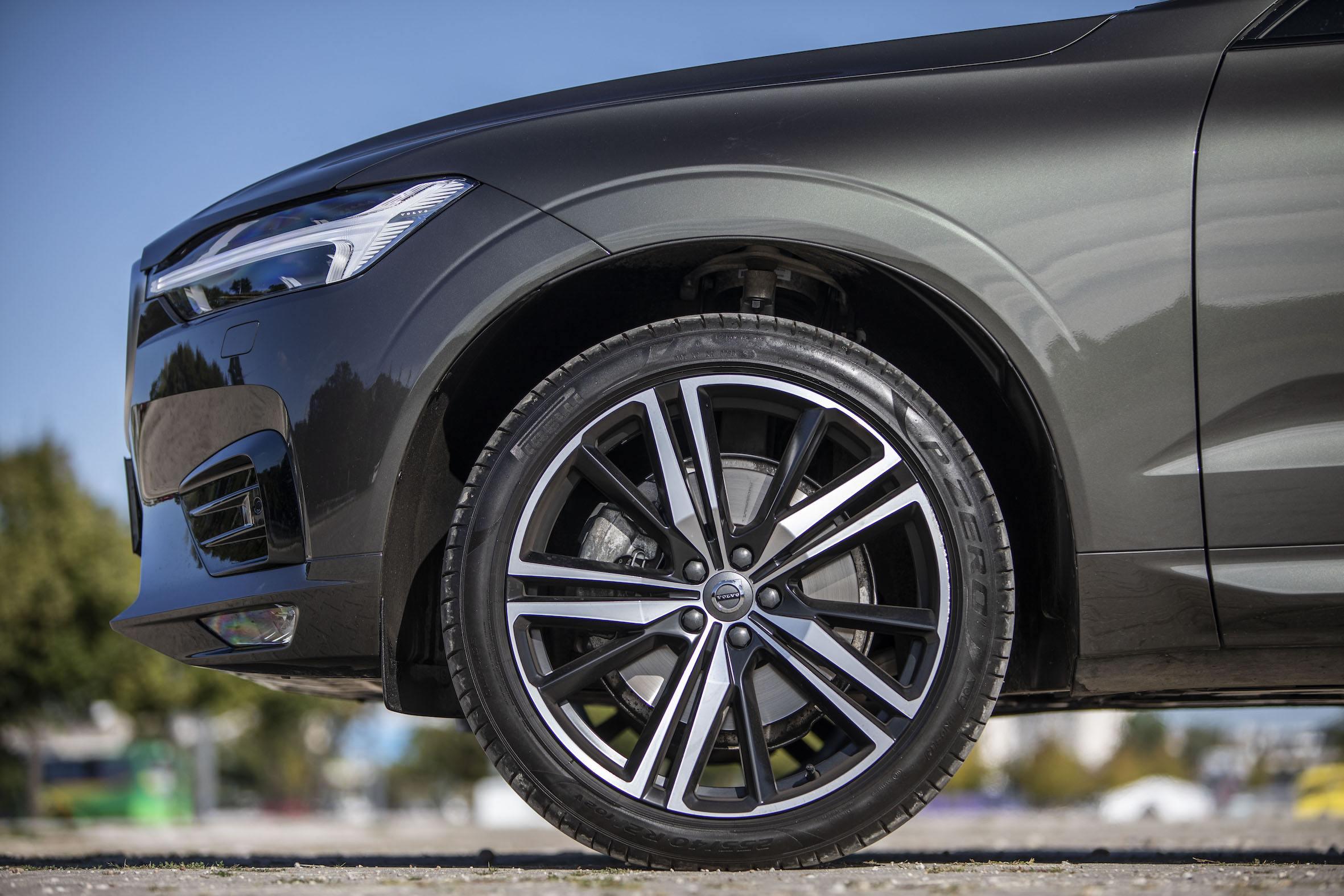 Volvo XC60 - koło