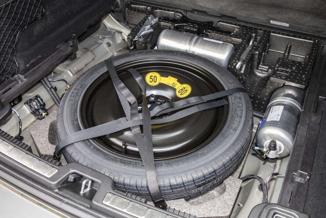 Volvo XC60 - zapas