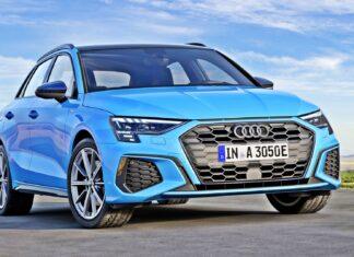 """Hybrydowe Audi A3 Sportback – do 67 km zasięgu """"na prądzie"""""""